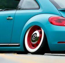 Portawalls White Wall 15'' Car Tire insert Trim set. VW BUG PRE SUPER Beetle!