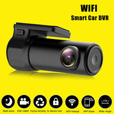 New Mini Full HD 1080P WIFI Smart Car DVR Camera Video Recorder Monitor Dash Cam
