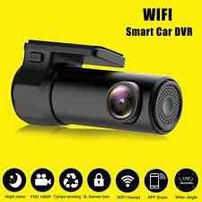 Nuevo Mini Full Hd 1080P Wi-Fi Smart Car DVR Cámara Video Grabadora Cámara en Tablero Monitor