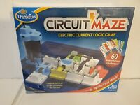 ThinkFun Circuit Maze Electric Current Logic Game Toy Circuitry 60 Challenges