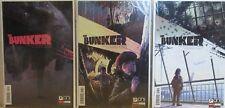 The Bunker #6,7 & 8 Omi Press 2014 Comic Book Lot