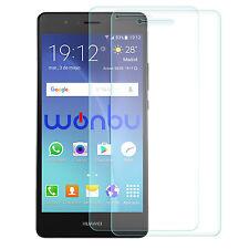 2x Vitre Protecteur Verre Trempé Pour Huawei P9 Lite Wonbu