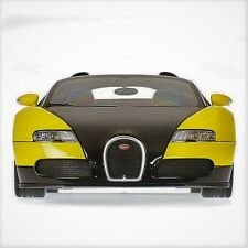 Bugatti 1 Sport Car  18 Concept 24 Race 12 Exotic 57 Dream SC 64 Carousel Yellow