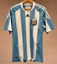 Argentina National Team 2010 Home Football Shirt Soccer Jersey Camiseta Adidas