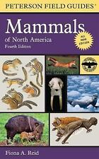 Peterson Field Guide to Mammals of North America (Paperback or Softback)