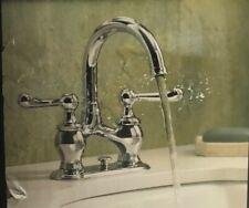 Kohler Lyntier R10331 2 Lever Handle Bathroom Faucet Polished Chrome w/push rod