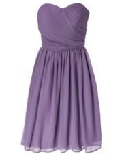 TEVOLIO Bridesmaid, Prom, Homecoming Dress Plum- Juniors 14 *NWT*