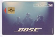 FRANCE  TELECARTE / PHONECARD ..120U F301 SO3 BOSE MUSIQUE A 2A6850 UT/TBE C.22€