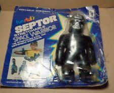 SEPTOR STRETCHABLE SPACE WARRIOR FUNSTUF 1978 MADE IN USA ANNI 70 VINTAGE