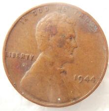 "New listing 1944 Wheat Penny Error ""Lib"" (B)"