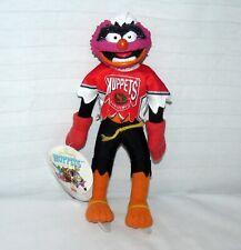 "McDonald's Jim Henson's Muppets NHL Hockey Players Stuffed Animal W Tag 12"""