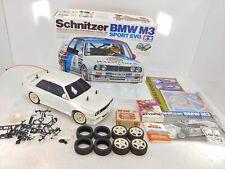 1994 Tamiya 58113 TA-01 Schnitzer BMW M3 Sport EVO Package Novak Electronics