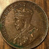 1915 CANADA LARGE CENT PENNY 1 CENT