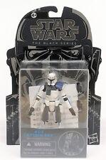 "Hasbro A8057 Star Wars Negro Serie #09 Capitán Rex Clone Soldado 3.75"" FIGURA"
