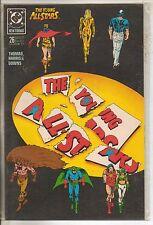 DC Comics Young All Stars #26 June 1989 NM