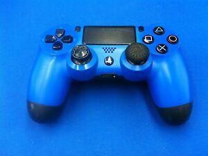 Sony PlayStation Dualshock 4 Wireless Controller CUH-ZCT1U, Blue, Used