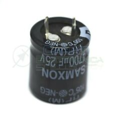 2x Elettrolitici Condensatore 5600/µF 63V 105/°C ; 81DA063560035X40 ; 5600uF