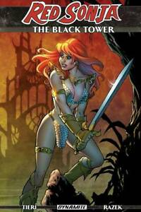 Red Sonja TPB The Black Tower Softcover Graphic Novel