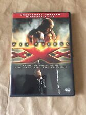 Vin Disel XXX , Unrated Director's cut, 2 disc set.