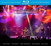 Flying Colors - Second Flight: Live At The Z7 NEW Blu-Ray