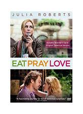 Eat Pray Love DVD Julia Roberts
