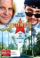 Jimmy Hollywood DVD Joe Pesci Christian Slater Victoria Abril Barry Levinson
