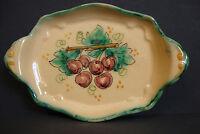 Studio Art Pottery / Ceramic Decorative Little Tray