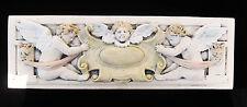 New listing Cherub Putti Floral Garden Arts & Crafts Gothic Ellison Tile
