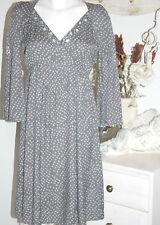 Noa Noa Tunika  Kleid Dress Viscose  Sparrow  Viscose  Shark  size: S Neu