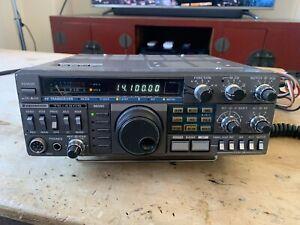 Kenwood TS430 HF Radio