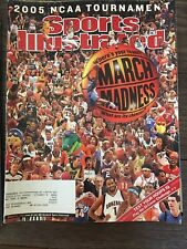 New listing 2005 NCAA Tournament March Madness Sports Illustrated