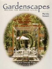 Gardenscapes by Carol Soucer King (1997, Hardcover)