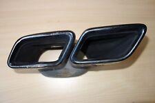 Mercedes AMG W205 W166 C217 C63 Endrohre Auspuffblende  A2054900727 HL
