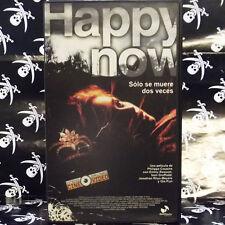 HAPPY NOW (Philippa Collie-Cousins) VHS . Emmy Rossum, Ioan Gruffudd, Jonathan R