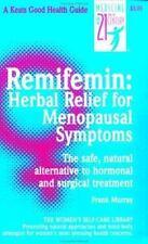 Remifemin: Herbal Relief For Menopausal Symptoms Frank Murray Paperback