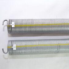 2 Stück Torsionsfeder R702 + L702 / L21 R21 für Hörmann Garagentorfeder Torfeder