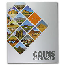 Coins of the World - Africa (42 coins) - SKU #94364
