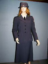 American Red Cross Motor Service Womans Female Ladys Complete Uniform