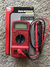 Gardner Bender Digital Multimeter Digital AC DC Model GDT-311 New w Instructions