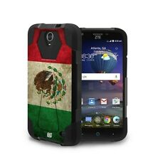Beyond Cell Shell Case Hyber 2 For ZTE Grand X3 Z959   Warp 7 Mexican Flag