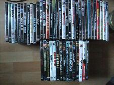 Film Sammlung Dvd Konvolut 55 Stück Action Science Fiction Horror Iron Man Thor