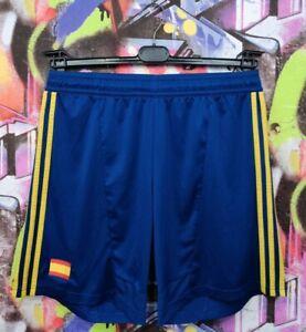 Spain National Football Team 2011 Home Football Soccer Shorts Adidas Mens size L