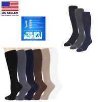 Dr. Motion 8-15 mmhg Graduated Support Compression Knee High Socks Diabetic