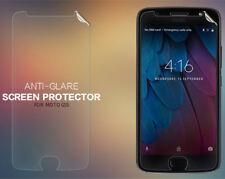 Matte Anti-glare Plastic Screen Protector for Motorola Moto G5s