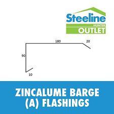 Zincalume Barge (A) Flashings - Per Meter