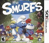 Brand New! The Smurfs Nintendo 3DS Brand -Sealed Ships Free!