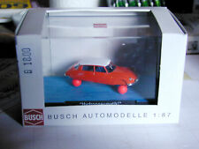 "Busch Citroën DS19 ""Hydropneumatik"" 1/87è NEUF France chèque"