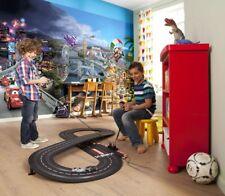 MURALE Parete Carta Da Parati Foto Cars 2 Disney per Bambini Nursery Decorazione PIXAR XXL