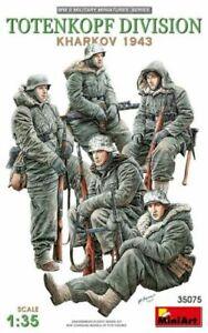 MiniArt 35075 1/35 Totenkopf Division ( Kharkov 1943 )