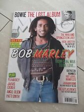 Record Collector.  BOWIE THE LOST ALBUM. BOB MARLEY.   September 2016